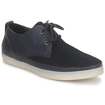 Čevlji  Moški Čevlji Derby Nicholas Deakins Walsh Modra