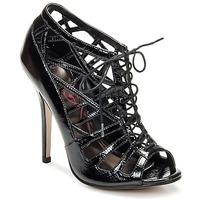 Čevlji  Ženske Sandali & Odprti čevlji Lipsy SHEZZA Črna