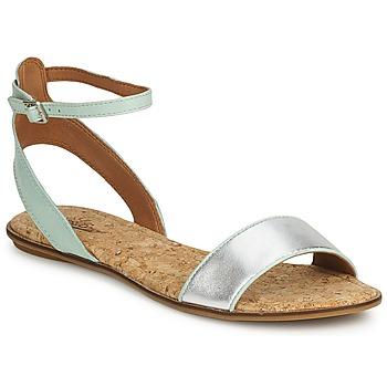 Čevlji  Ženske Sandali & Odprti čevlji Lucky Brand COVELA Silver