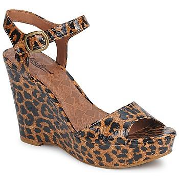 Čevlji  Ženske Sandali & Odprti čevlji Lucky Brand LINDEY Kostanjeva