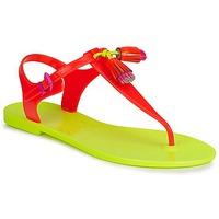 Čevlji  Ženske Sandali & Odprti čevlji Juicy Couture WISP Oranžna