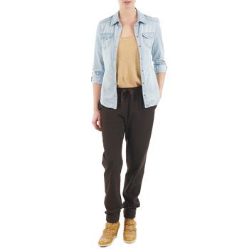 Oblačila Ženske Lahkotne hlače & Harem hlače Bensimon BRODY Kostanjeva