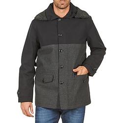 Oblačila Moški Plašči Aigle SHERPAFIELD Črna / Siva