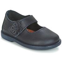 Čevlji  Deklice Balerinke Citrouille et Compagnie MILSO Modra