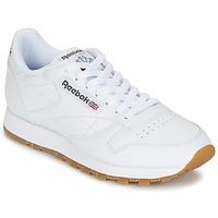 Čevlji  Nizke superge Reebok Classic CLASSIC LEATHER Bela