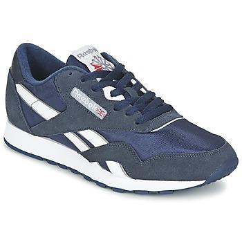 Čevlji  Nizke superge Reebok Classic CLASSIC NYLON Modra