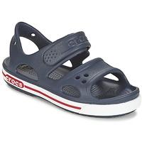 Čevlji  Dečki Sandali & Odprti čevlji Crocs CROCBAND II SANDAL PS Bela