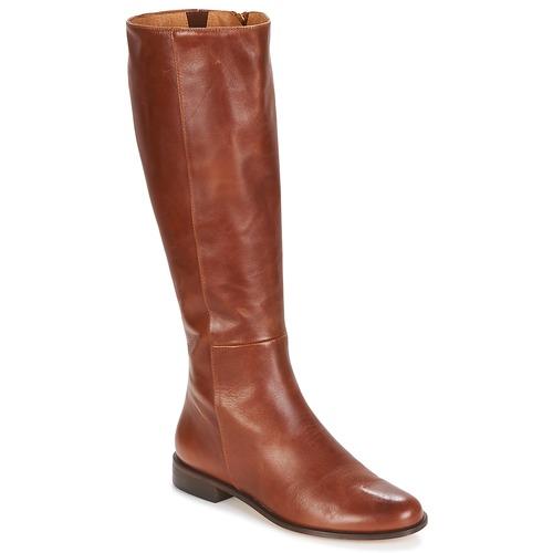 Čevlji  Ženske Mestni škornji    Fericelli LUCILLA Kamel