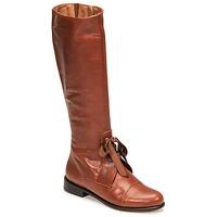 Čevlji  Ženske Mestni škornji    Fericelli MAURA Kamel