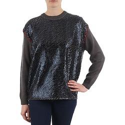 Oblačila Ženske Puloverji Eleven Paris TWIGGY WOMEN Siva