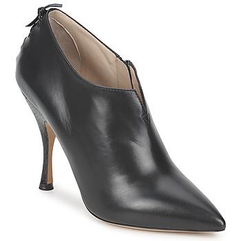 Čevlji  Ženske Nizki škornji Marc Jacobs MALVA 10X57 Črna