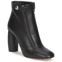 Čevlji  Ženske Gležnjarji Marc Jacobs NORVEGIA Črna