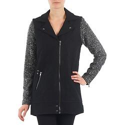 Oblačila Ženske Plašči Vero Moda MAYA JACKET - A13 Črna