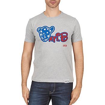 Oblačila Moški Majice s kratkimi rokavi Wati B TSMIKUSA Siva