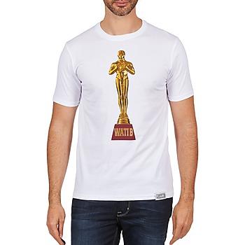 Oblačila Moški Majice s kratkimi rokavi Wati B TSOSCAR Bela