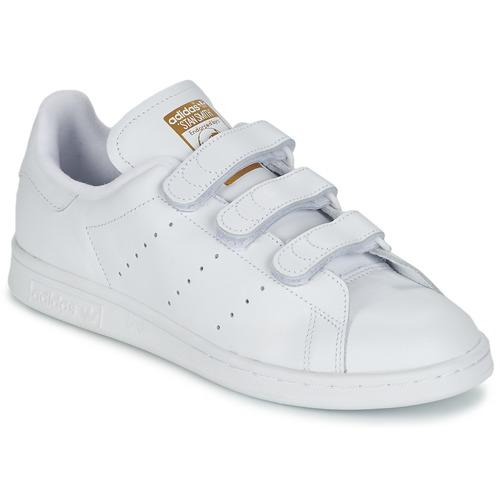 Čevlji  Nizke superge adidas Originals STAN SMITH CF Bela