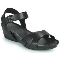 Čevlji  Ženske Sandali & Odprti čevlji Camper MICRO Črna