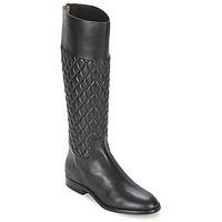 Čevlji  Ženske Mestni škornji    Michael Kors MINA Črna