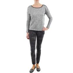 Oblačila Ženske Hlače s 5 žepi Esprit superskinny cam Pants woven Kaki