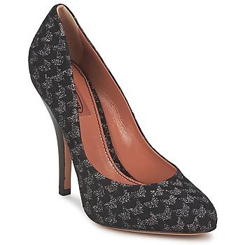 Čevlji  Ženske Salonarji Missoni WM072 Črna