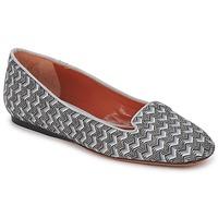 Čevlji  Ženske Mokasini Missoni WM079 Siva