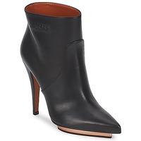 Čevlji  Ženske Gležnjarji Missoni WM035 Črna