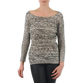 Oblačila Ženske Puloverji Yas AMILIA KNIT PULLOVER Bež