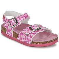 Čevlji  Deklice Sandali & Odprti čevlji Agatha Ruiz de la Prada ANNA Fuksija