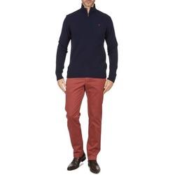 Oblačila Moški Hlače Chino / Carrot Hackett STRETCH TWILL CHINO Rožnata