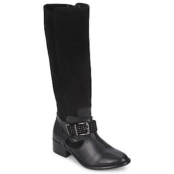 Čevlji  Ženske Mestni škornji    Betty London ADELINE Črna