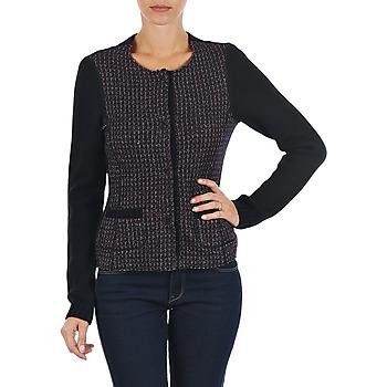 Oblačila Ženske Telovniki & Jope Marc O'Polo FANNIE Črna