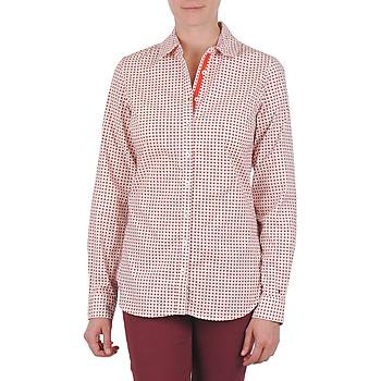 Oblačila Ženske Srajce & Bluze Tommy Hilfiger CARYN Oranžna