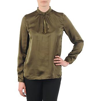 Oblačila Ženske Topi & Bluze La City O BLOKAKI Khaki