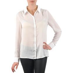 Oblačila Ženske Srajce & Bluze La City OCHEM Biały