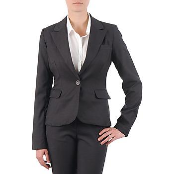 Oblačila Ženske Jakne & Blazerji La City VTANIA Siva
