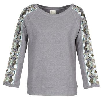 Oblačila Ženske Puloverji Stella Forest APU004 Siva