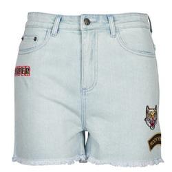 Oblačila Ženske Kratke hlače & Bermuda American Retro BORIS Modra