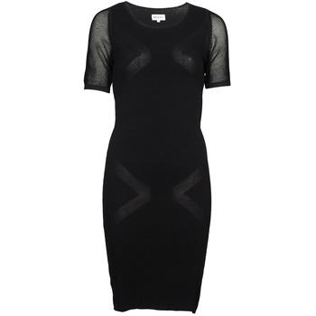 Oblačila Ženske Kratke obleke American Retro GEMMA LO Črna