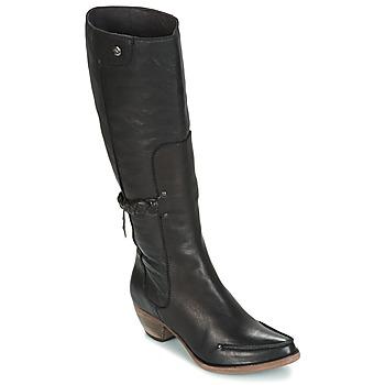 Čevlji  Ženske Mestni škornji    Mosquitos KILLER Črna