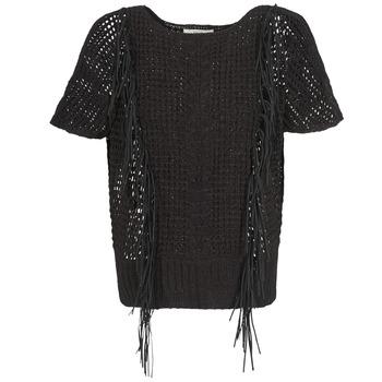 Oblačila Ženske Puloverji Gaudi SILENE Črna