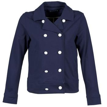 Oblačila Ženske Jakne & Blazerji Petit Bateau FLORINE Modra