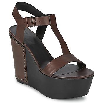 Čevlji  Ženske Sandali & Odprti čevlji Vic GIBSON Kostanjeva