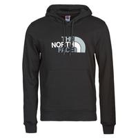 Oblačila Moški Puloverji The North Face DREW PEAK PULLOVER HOODIE Črna