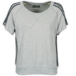 Oblačila Ženske Majice s kratkimi rokavi Religion B114HRW02 Siva