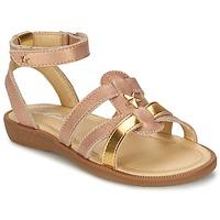 Čevlji  Deklice Sandali & Odprti čevlji Mod'8 HOPAL Rožnata