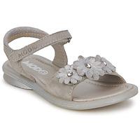 Čevlji  Deklice Sandali & Odprti čevlji Mod'8 JUKA Srebrna