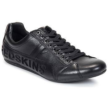 Čevlji  Moški Nizke superge Redskins TONIKO Črna