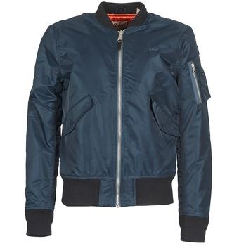 Oblačila Moški Jakne Schott BOMBER BY SCHOTT Modra
