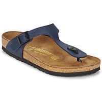 Čevlji  Sandali & Odprti čevlji Birkenstock GIZEH Modra