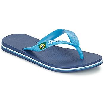 Čevlji  Otroci Japonke Ipanema CLASSICA BRASIL II Modra